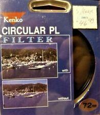 49mm KENKO Circular Polarizer Filter.  Japan. NEW !