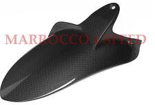 Ducati Monster 796 1100 EVO Carbon Kotflügel hinten Hugger Rear Fender parafango
