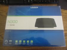 Linksys Model: E1200-NP W-Fi, Wireless-N Router.  New Sealed Old Stock <