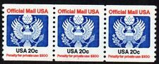 O139 22c Domestic Rate Official #1 PS3 MNH