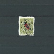 SWISS / SUISSE - INSECTES 1953 YT 542 / MI 591 - USED - COTE 10,00 €
