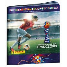 Panini Frauen WM 2019 - Sammelsticker - 1 Album