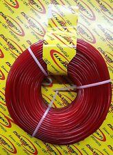 filo rosso per decespugliatore tondo diametro 3.3 100 metri resistente