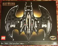 LEGO 76161, 1989 BATWING, 2363 pcs. MIB, IN HAND!! Ship Today, VIP EXCLUSIVE!