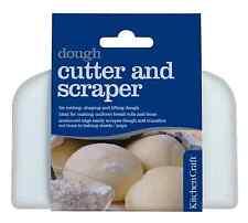 KITCHENCRAFT Pastry Dough Cutter/Scraper. Pies/Quiche/Flans/Tarts/Bread/Rolls