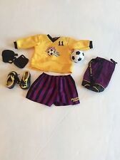 American Girl Outfit, American Girl Pleasant Company Shooting Star Soccer Outfit