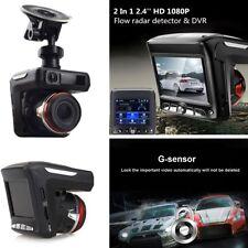 "Unique 2.4"" TFT Car Video Camera Recorder Dash Cam Radar Speed Detector DVR"
