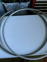 """Matrix Dual Wall Tempered Anodic 27"""" Clincher Wheels Vintage NOS Bicycle Rims"""