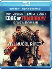EDGE OF TOMORROW - Senza Domani (BLU-RAY) con Tom Cruise, Emily Blunt