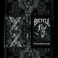 Playing Cards Bicycle Guardian USPCC Deck from Murphy's Magic