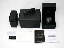 Suunto Dx Black Titanium Rebreather / Dive Computer – New (Open Box) w/ Warranty