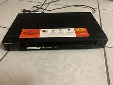 New listing Sony Dvd/Cd/Mp3 Player - Model Dvp-Ns315 - No Remote - Works!