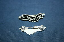 EXCELLENT CATERPILLAR CLUB PIN BADGE US NAVY AAF ARMY AIR FORCE BAILOUT WW2