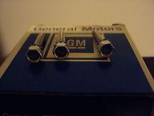 GM NOS Wiper Motor Screws Chevelle SS Malibu Pontiac GTO Judge Lemans Tempest
