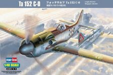 Hobby Boss 3481701 Focke-Wulf Ta 152 C-0 1:48 Flugzeug Modell Bausatz Modellbau