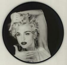 "Vogue Madonna 7"" vinyl picture disc single UK W9851P SIRE 1990"