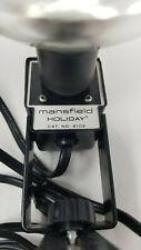 Vintage Mansfield Holiday 6102 Movie Camera Light Argus 740