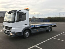 Atego Commercial Recovery Vehicles