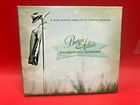 Swingin' with Sinatra [Digipak] by Beegie Adair (CD, May-2010, Green Hill) -A227