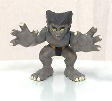 Marvel Super Hero Squad DARK BEAST Gray X-Men from Wolverine Wave 2 Doom of the