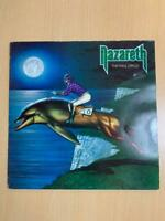 Nazareth – The Fool Circle Vinyl LP UK 1980 1st Pressing NEMS *VG+*