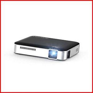 APEMAN Mini Portable Projector Video DLP Home Cinema Pocket Projector HD Support