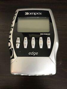 Compex Edge Wireless Muscle Stimulator Control Main Unit Untested *Parts