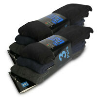 (3 or 6 Pairs) Men's Super Warm Heavy Thermal Cotton Winter Socks