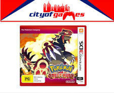 Pokemon Omega Ruby 3DS Brand New & Sealed