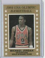 1984 olympic usa michael jordan rookie card $$$