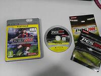 Pes 2011 Platinum Pro Evolution Soccer PS3 PLAYSTATION 3 Spanish Konami Messi