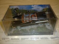 Fabbri Ltd model of James Bond,  1957 Chevrolet bel-air convertible from DR NO