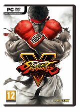 Street Fighter V 5 PC IT IMPORT CAPCOM