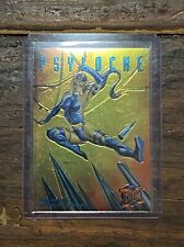1995 Fleer Ultra X-Men ~ Sinister Observations ~ Psylocke #7/10
