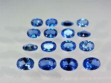 Dark Aquamarine Oval Cut Shape SIZE CHOICE Loose Stones Spinel Gemstones