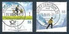 BRD Bund Jahrgang 2005 - Mi. 2447-2448 sauber gestempelt Vollstempel LUXUS!