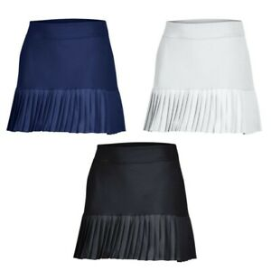 NEW Under Armour Women's 2021 Tuck Pleated Golf Skort - Choose Color & Size!