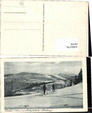68550;Hochkeil Skifahrer Mitterfeldalm Mühlbach Hochkön