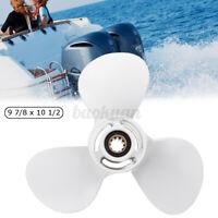 "For Yamaha 20-30HP Aluminum Boat Outboard Propeller 9 7/8"" x 10 664-45945-00-EL"