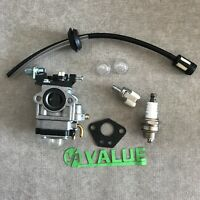 Carburetor F 62cc 65cc MTM Baumr-AG Whipper Snipper Hedge Trimmer Carburettor