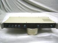 Air Corp 500 PH Pro Announcer, Preamp, EQ, Compressor, Expander - BROADCAST