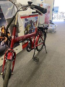 E-Plus Mantra 20 inch Wheel Size Unisex Electric Bike / E-Bike