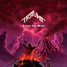 TRAUMA - Rapture And Wrath (NEW*US METAL COMEBACK*IRON MAIDEN*JUDAS PRIEST)