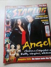 STARLOG magazine issue 003 Angel