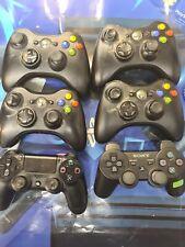 Faulty Joblot Controller Bundle. XBOX 360/ PlayStation 3/ PlayStation  4