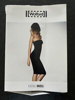 Wolford Fatal Dress Small S black