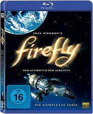 Blu-ray FIREFLY - Der Aufbruch der Serenity  (TV-Serie, 3 Discs)  KULT!  ++NEU