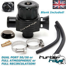 VW GOLF MK4 GTI IV 1.8T 20v fit DUAL PORT TURBO BOV DIVERTER DUMP BLOW OFF VALVE