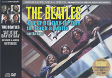 The Beatles / Let It Be Day By Day In Black & White Outtakes / 3CD+2DVD!