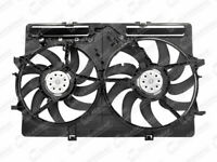 A4 B8 2007 - 2012 RADIATOR FAN COOLING WITH MOTORS SET 8K0121207A FOR AUDI